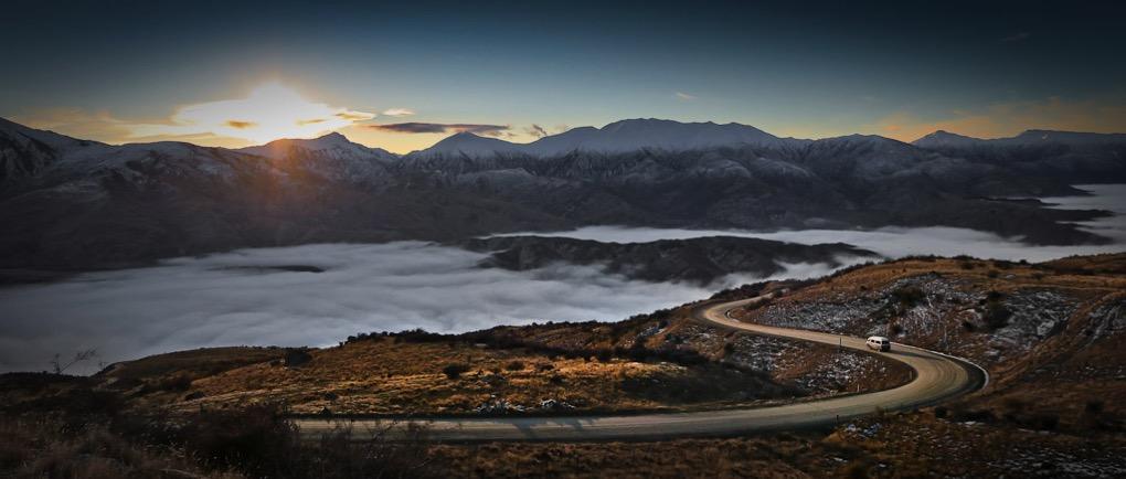Cardona Valley Inversion Cloud