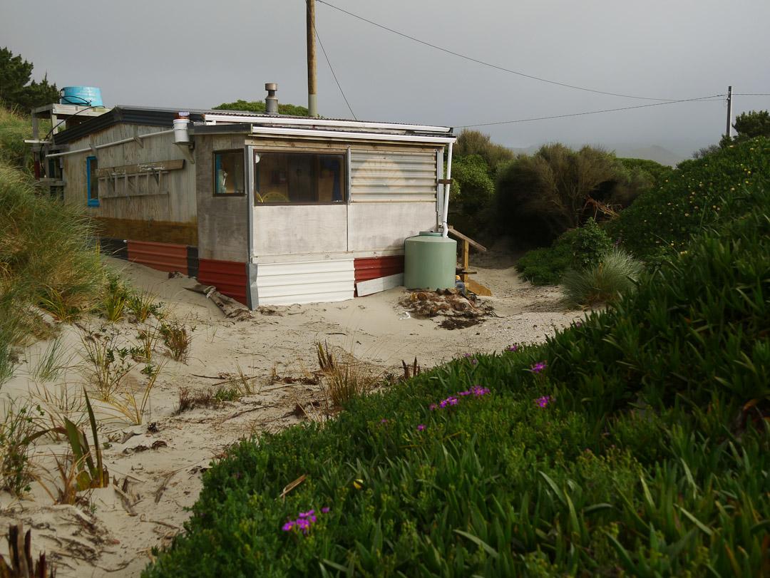 Bach, Aramoana Spit, Otago NZ